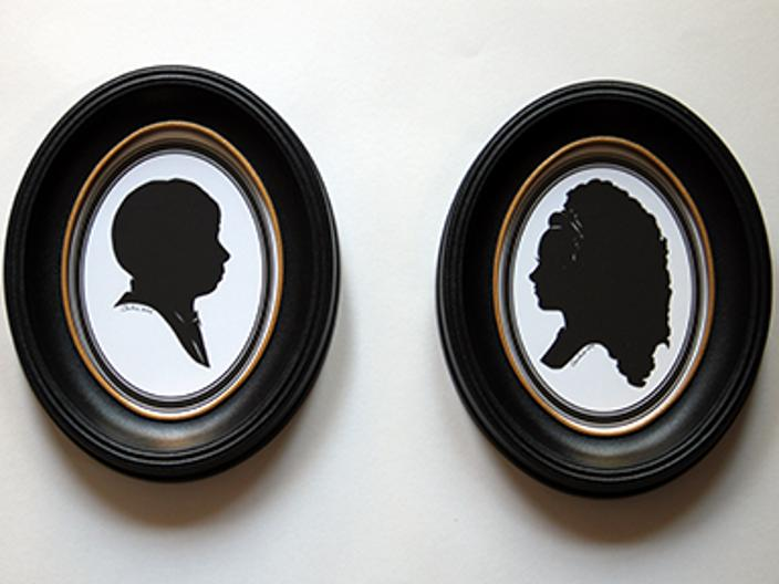Framed Portraits